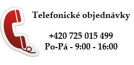 Telefonické Objednávky