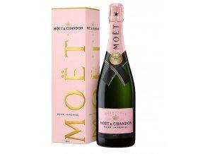Moët & Chandon Rosé Impérial Brut 0,75 l in giftbox